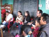 NIMH INTERACTION WITH THE PARENTS