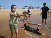 FUN AT PURI BEACH
