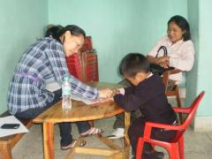 CLINICAL ASSESSMENT AT SCHOOL
