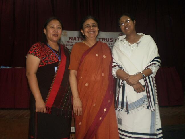 A MOMENT WITH POONAM NATRAJAN, CHAIRMAN OF NATIONAL TRUST